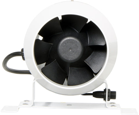 "JETFAN Mixed-Flow Digital Fan, 4"", 160 CFM"
