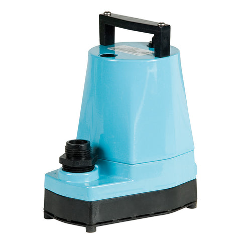 Little Giant Water Wizard, 1200 gph