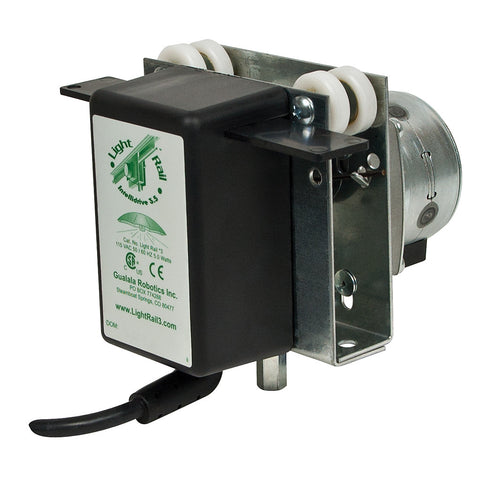 Light Rail 3.5 Intelli Drive Motor, 10 RPM