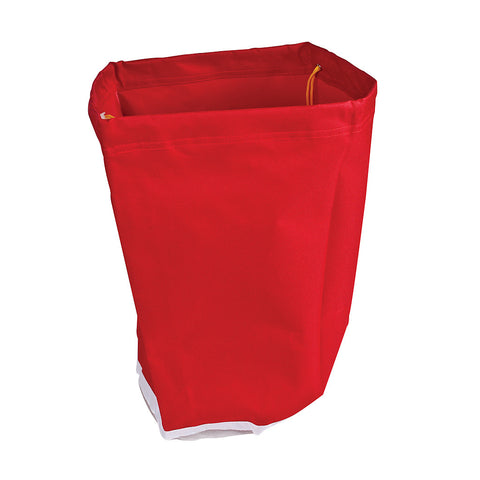 Micropore Bag 5 gal, 220 Micron Red