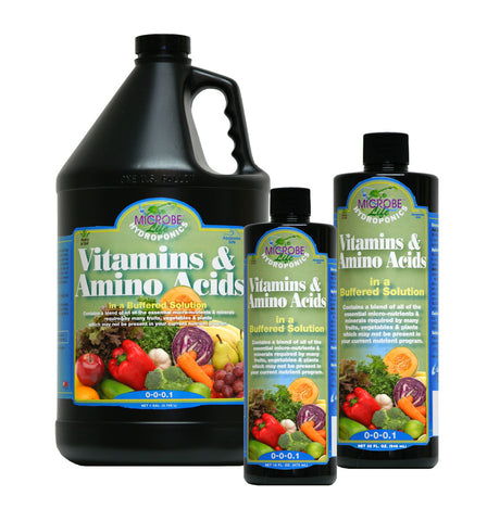 Vitamin & Amino Acids 16oz