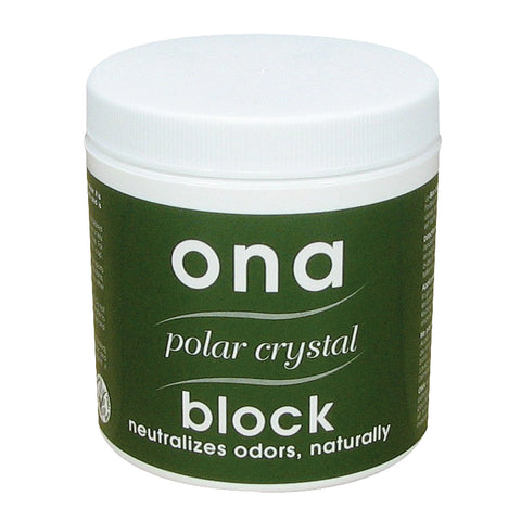 ONA Block Polar Crystal, 6 oz