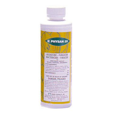Physan 20 Concentrate, 8 oz