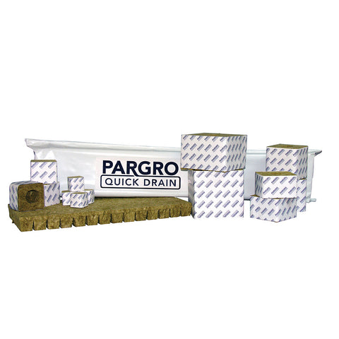 "Pargro QD Cube, Unwrapped 1.5"", 15 Pack"