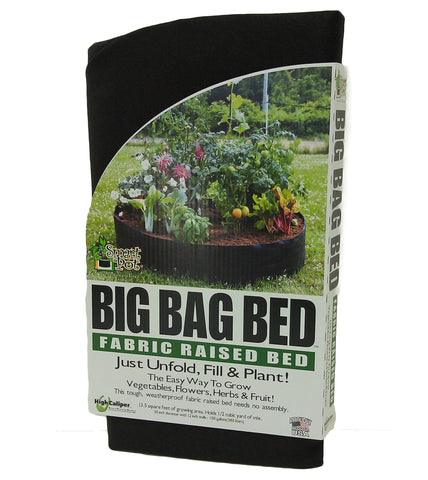Smart Pot Big Bag Bed Fabric Raised Bed, 100 gal