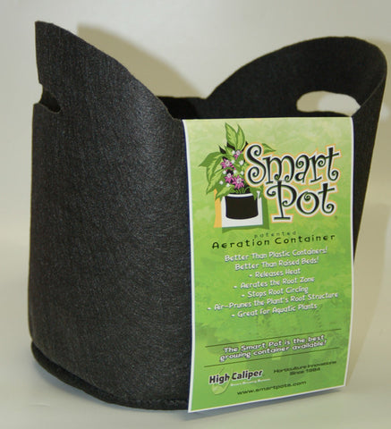 "Smart Pot w/Handles, 5 gal, 12"" x 10.5"""