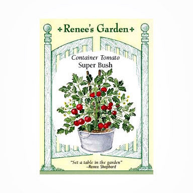 Tomato - Super Bush Container