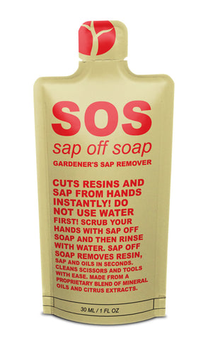 Sap Off Soap, 1 oz