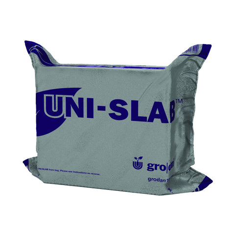 "Grodan UNI-SLAB, 9.5"" x 8"" x 4"", case of 16"
