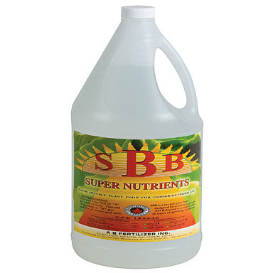 Super Nutrient SBB, gal