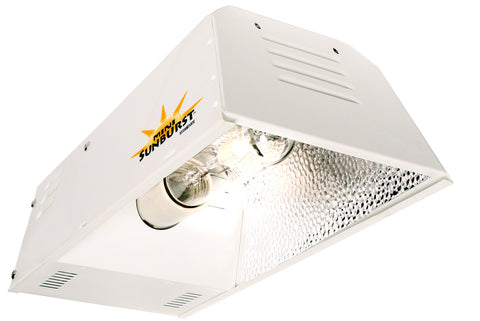 Mini Sunburst Metal Halide 175w w/ Lamp
