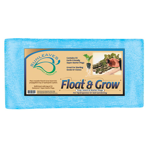 Super Starter Float and Grow w/ Plugs and Insert, 55 Site