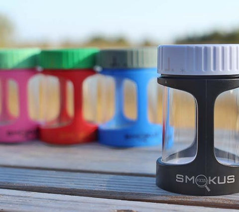 SMOKUS FOCUS - THE STASH JAR - 4 COLORS