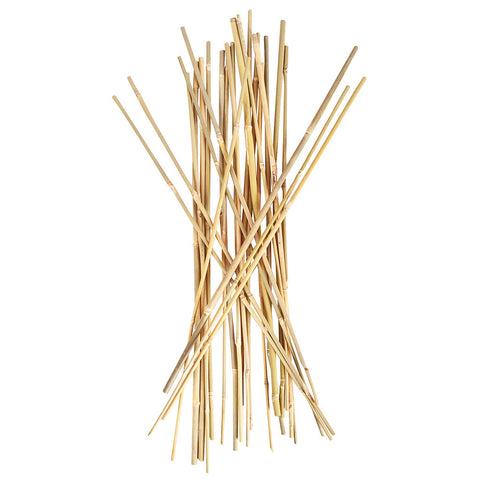 Smart Support Bamboo Stakes 6', 25 Pack