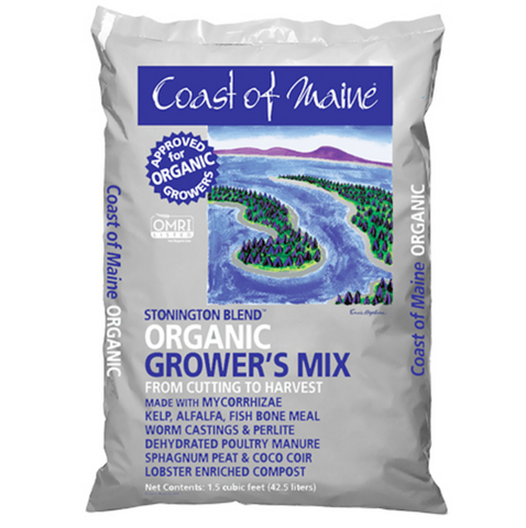 Stonington Blend Grower's Mix