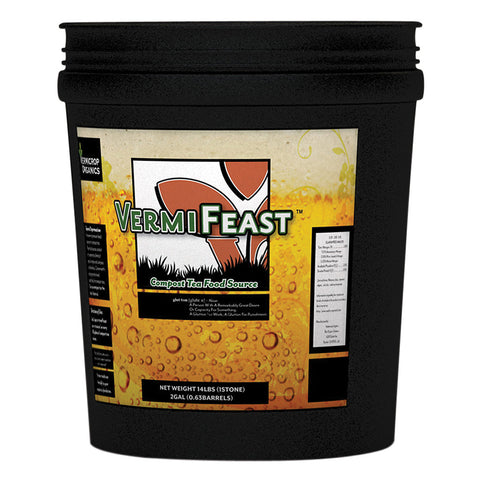VermiFeast Compost Tea Food Source, 14 lb