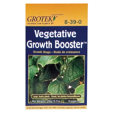 Vegetative Growth Booster, 20 g