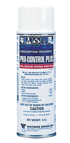 ProControl Plus TR Aerosol 6oz