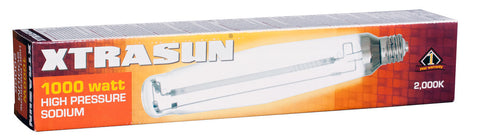 Xtrasun High Pressure Sodium (HPS) Lamp, 1000W, 2000K