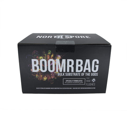North Spore Boomr Bag Substrate