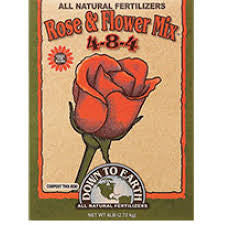 Down to Earth Rose & Flower Mix 5lb.