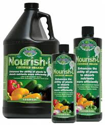 Nourish-L Gal (Liquid Certified Organic)