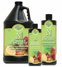 Nitrogen Supplement 2.5 Gal