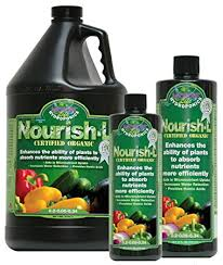 Nourish-L 16oz (Liquid Certified Organic)