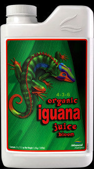 Iguana Juice Bloom 4L
