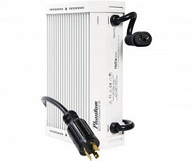 Phantom Commercial 1000W Double-Ended Digital Ballast - HPS, 347V