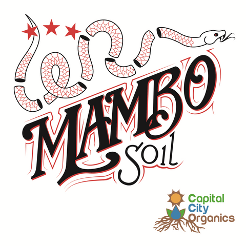 Capital City Organic Mambo Soil - 1 cu/ft bag