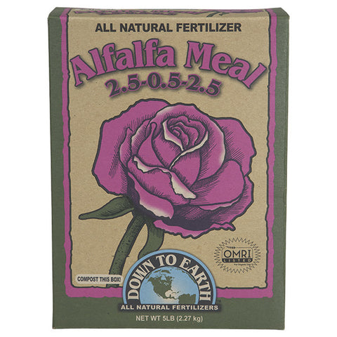 Down To Earth Alfalfa Meal 5lb