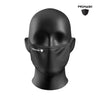 PR2 Mask BLACK (Made in Italy)