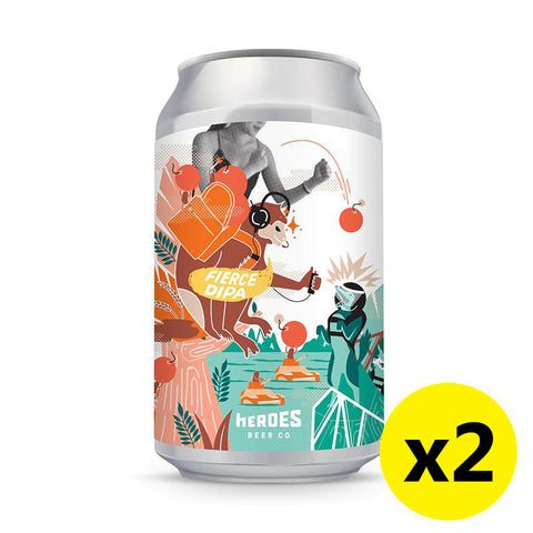 Heroes Beer - AT-692 330ml 2罐裝