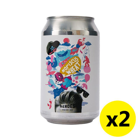 Heroes Beer - HANGRY DONUT 330ml 2罐裝