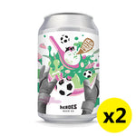 Heroes Beer - CAPTAIN PSYKICK 330ml 2罐裝
