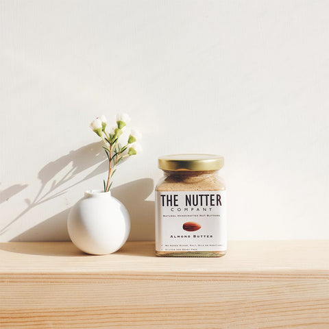 The Nutter Company - Almond Butter 杏仁醬 200g