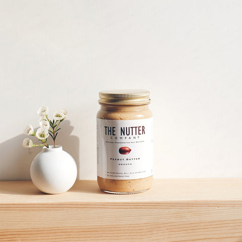 The Nutter Company - Smooth Peanut Butter 幼粒花生醬 320g