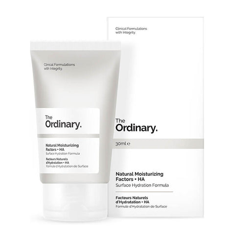 The Ordinary - Natural Moisturising Factors + HA 保濕補水乳液 100ml - 平行進口