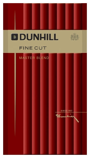 Dunhill Red Fine Cut Master Blend 10mg