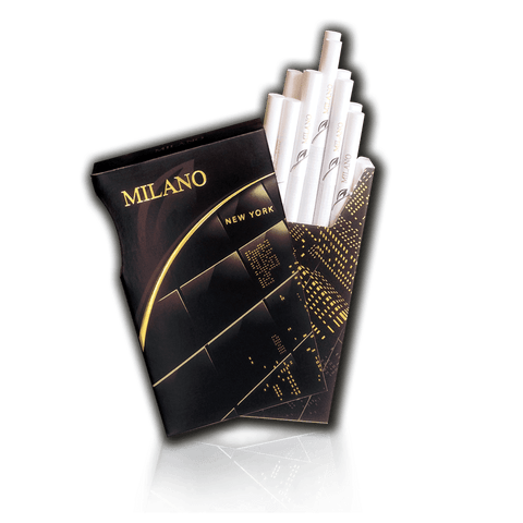 Milano Black New York - Superslim