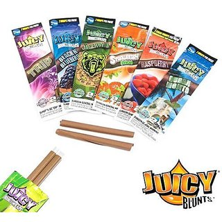 Juicy Jays Blunt Wraps - 6 Packs