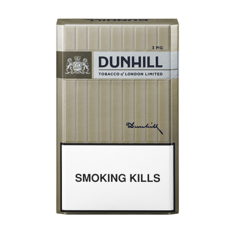 Dunhill Silver Flow Filter 3mg