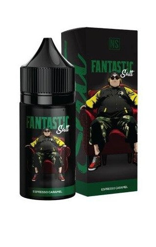 Fantastic Salts Espresso Caramel 30ml