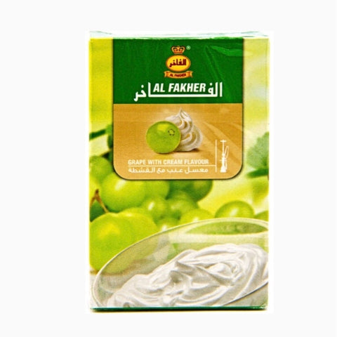 Al-Fakher Grape With Cream 50Gms