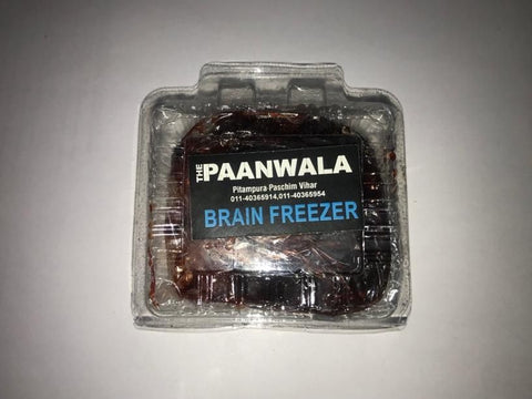 Brain Freezer - The Paanwala Special