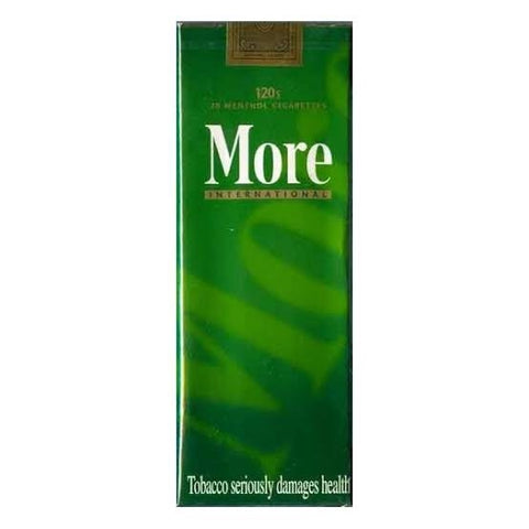 MORE International Menthol
