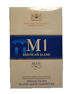 M1 Light American Blend Cigarette