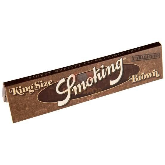 Smoking Brown King Size