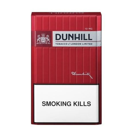 Dunhill Red 10MG